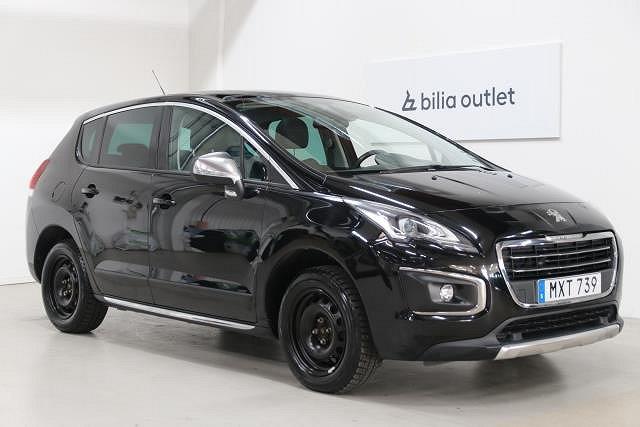 Peugeot 3008 BlueHDi 120hk