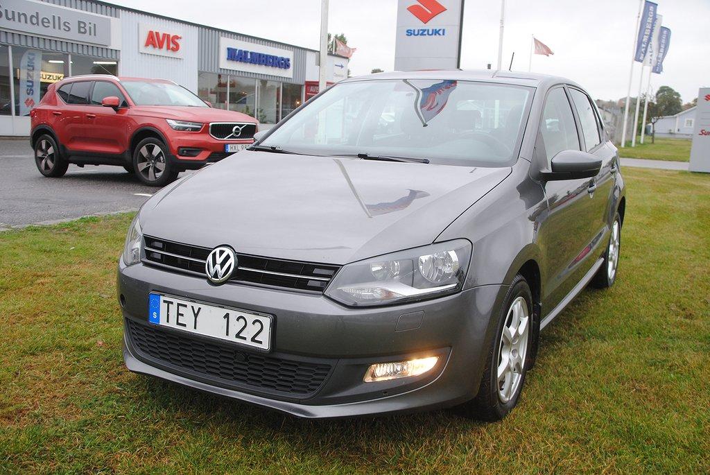 Volkswagen Polo 5-dörrar 1.2 TSI Comfortline 90hk