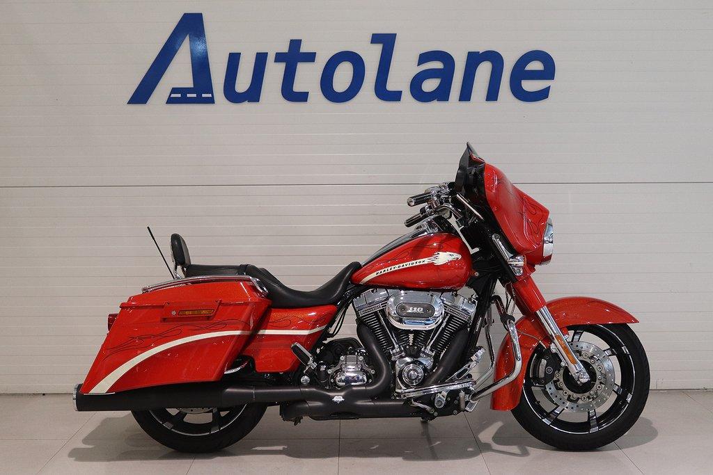 Harley-Davidson CVO Street Glide 1.8 ENDAST 1646kr/mån