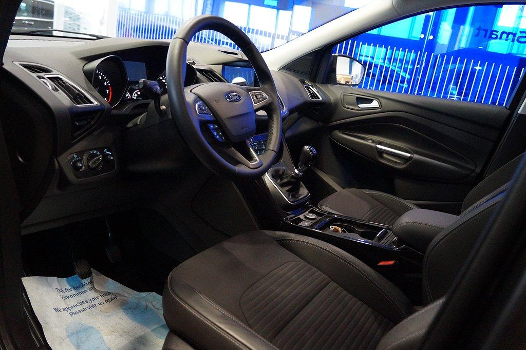 Ford Kuga 1.5 EcoBoost Euro 6 150hk Titanium SUV, V-Hjul
