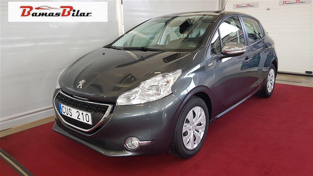 Peugeot 208 5-dörrar 1.2 VTi Manuell,