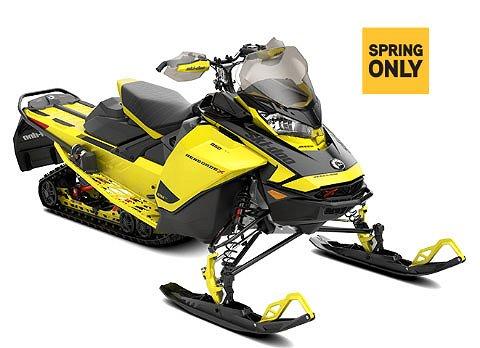 Ski-doo Renegade X ID 600R E-Tec