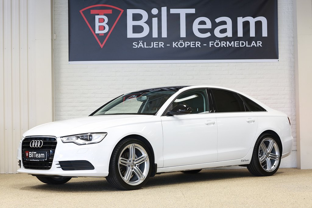 Audi A6 Sedan 2.0 TDI DPF  Multitronic Proline 177hk