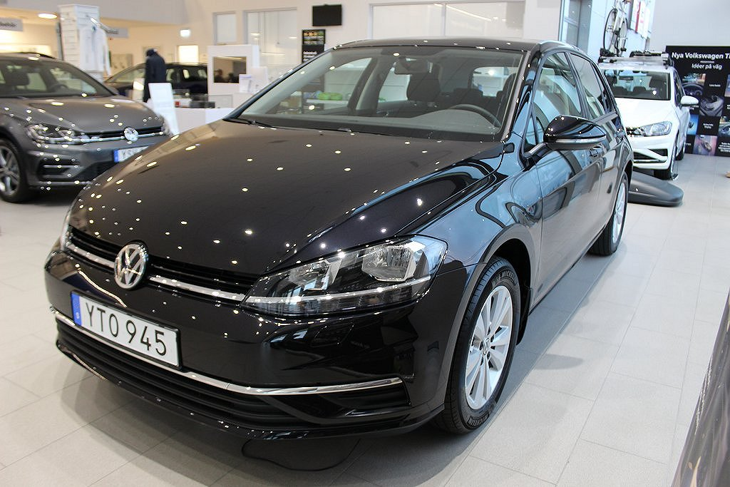 Volkswagen Golf 1.0 TDI 115hk Kampanj