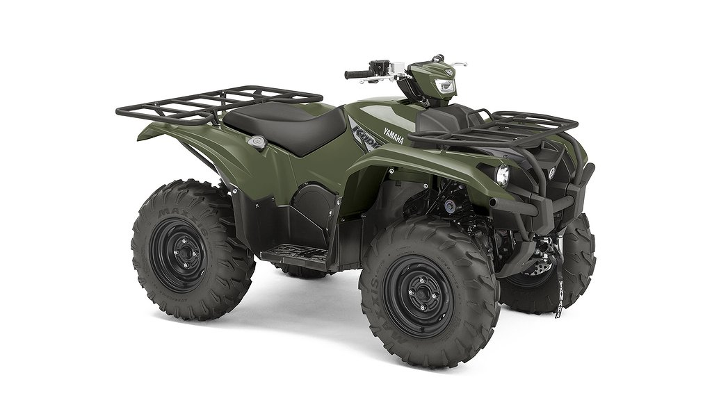 Yamaha Kodiak 700EPS snöpaket Kampanj!
