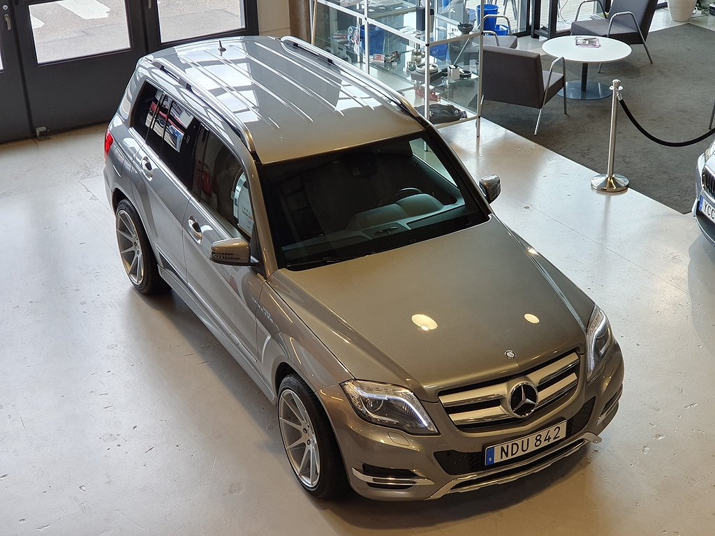 Mercedes-Benz GLK 220 CDI 4MATIC 7G-Tronic Plus 170hk