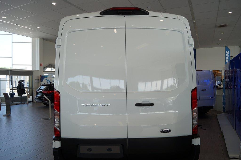 Ford Transit 350 L3 2.0L EcoBlue 130hk Aut FWD Trend Skåp