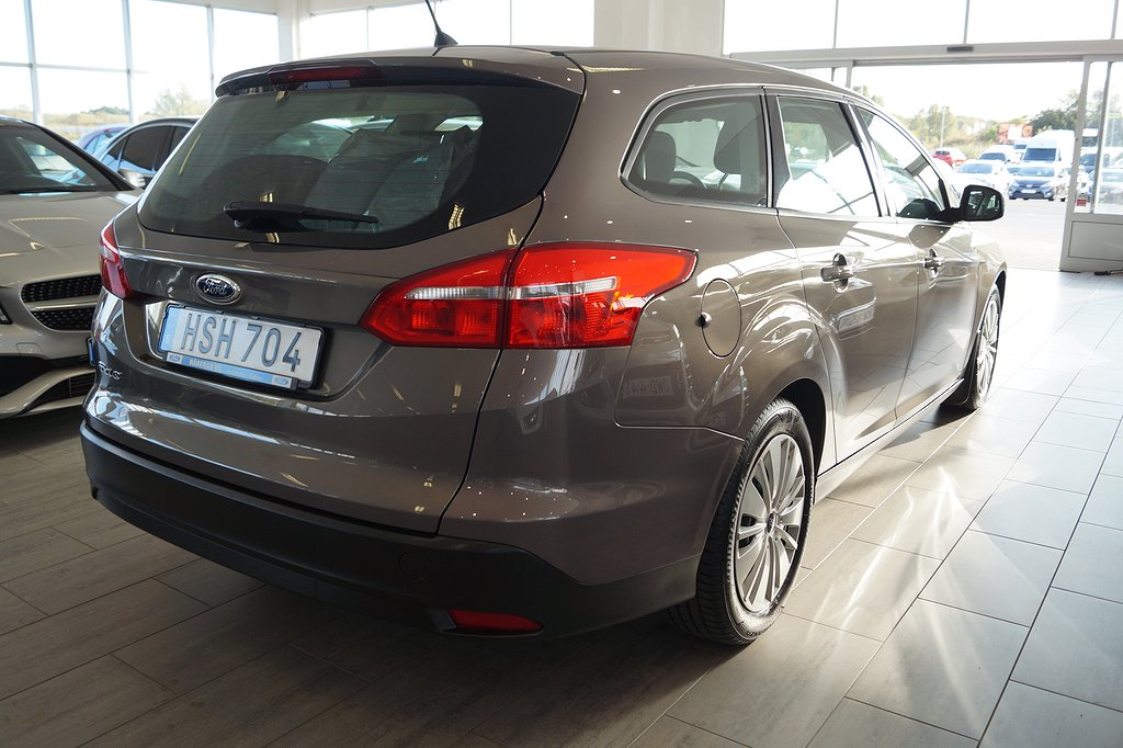 Ford Focus 1.6 TDCi 95hk Kombi