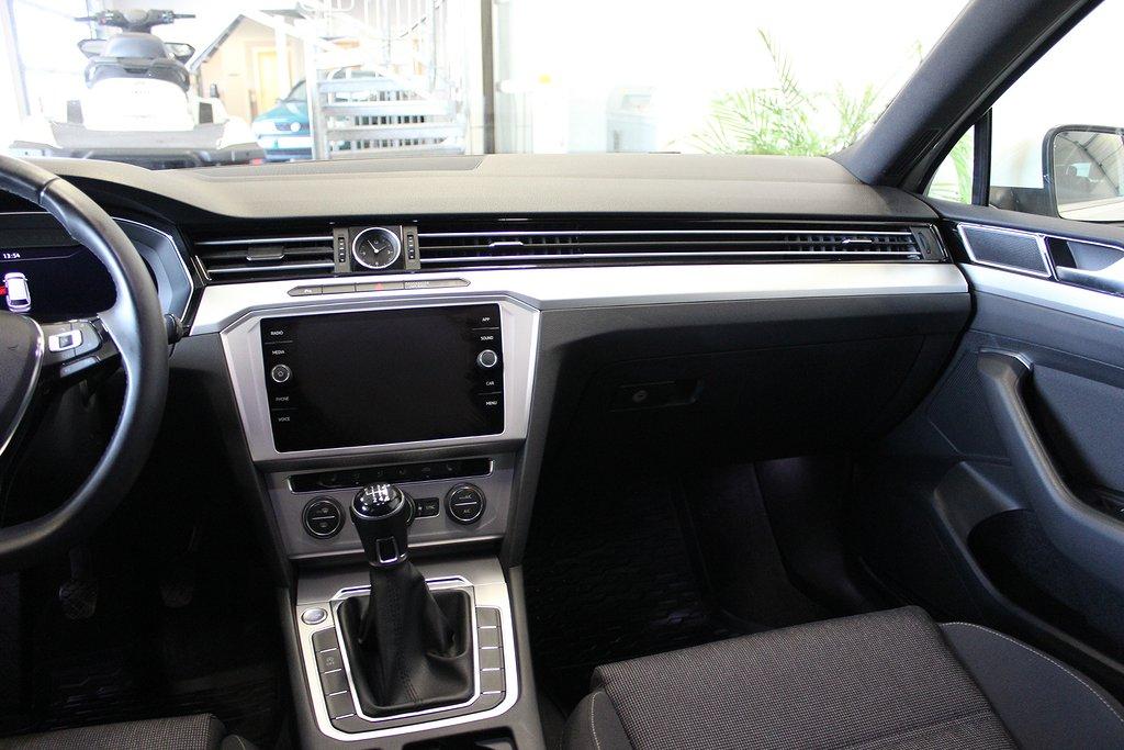 Volkswagen Passat, 1.4 TSI Euro 6 150 hk / Dragpaket