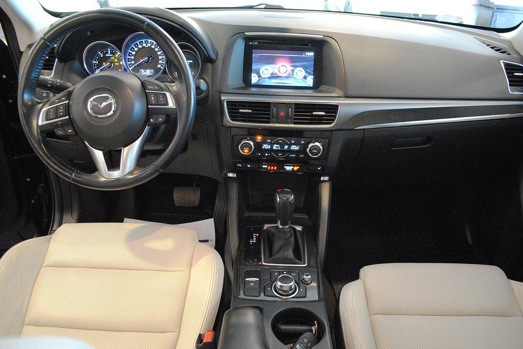 Mazda CX-5 *1.95%ränta&5000kr i fritt bränsle* 2.2 175hk Optimum AWD A