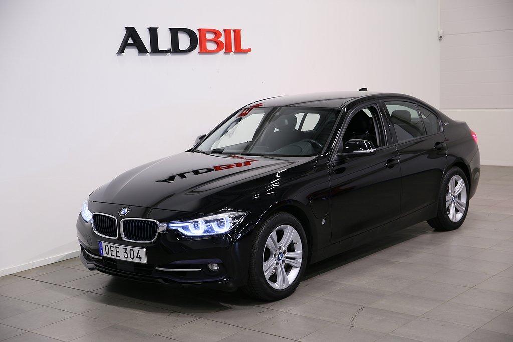 BMW 330 e 252hk Plug-in Hybrid Aut /1.99% Ränta