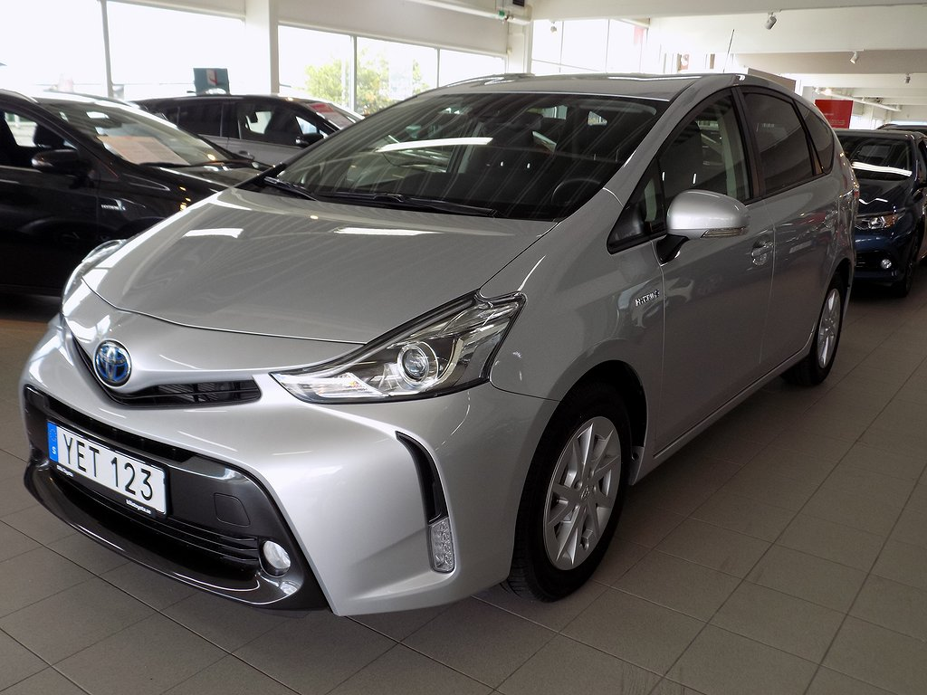 Toyota Prius+ Active Hybrid Automat 7-sits