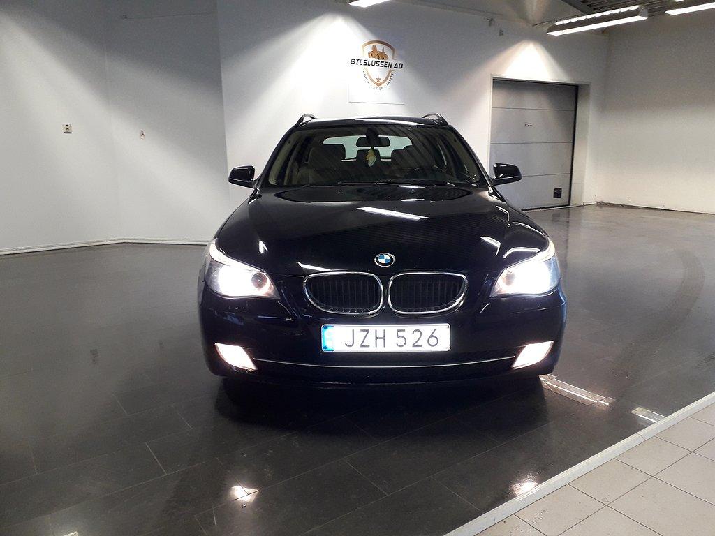 BMW 520 i 170hk  MKT  FIN  SPORT PKT M.M