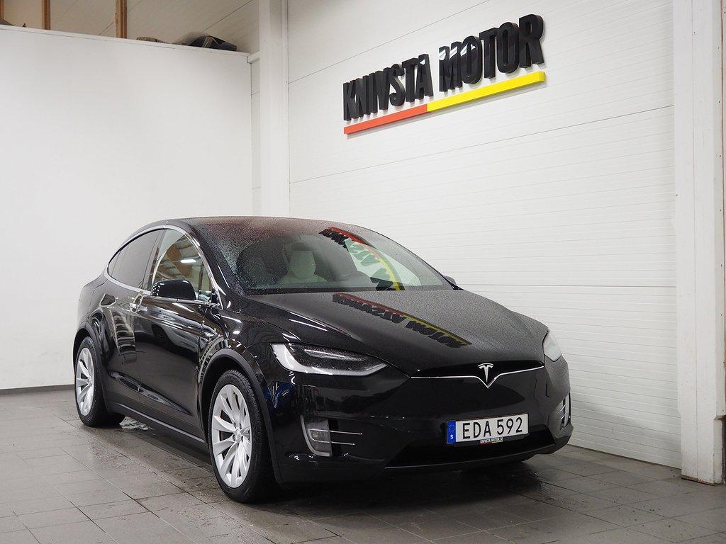 Tesla Model X 100D 423hk LEASEBAR