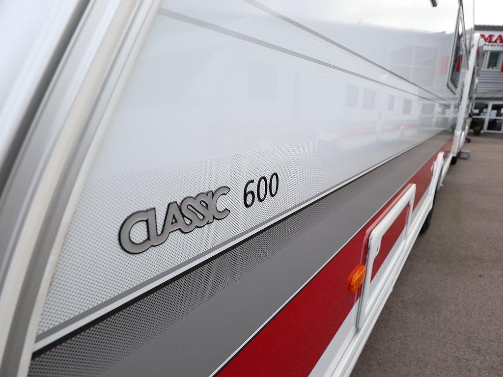 Kabe Classic 600 GDL *Mover*AC*Förtält - Kabe