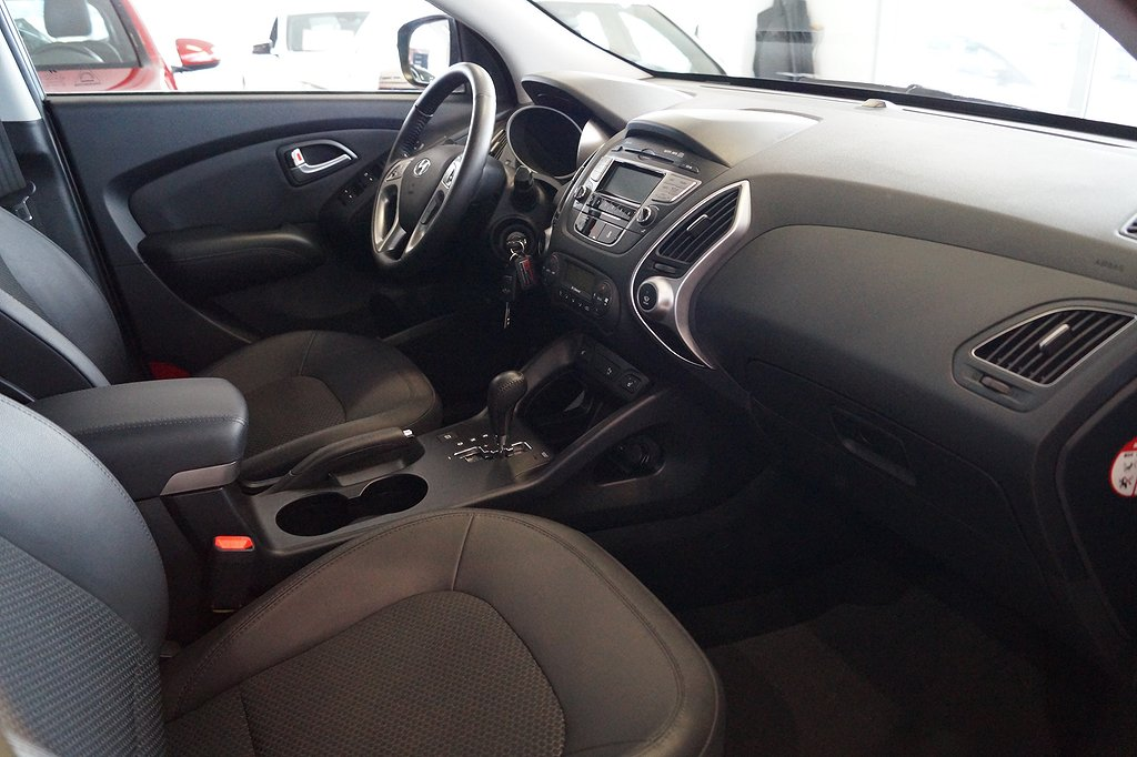 Hyundai ix35 2.0 CRDi 184hk AWD Aut Business*Drag*