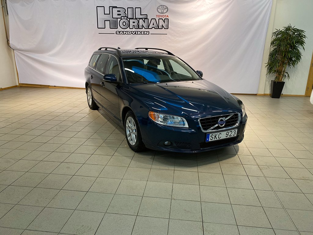 Volvo V70 D4 AWD Momentum Business Automat