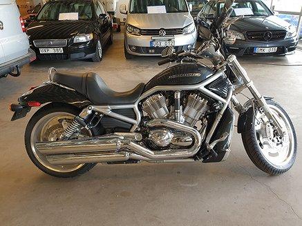 Harley-Davidson V-Rod VRSCR 1 Ågare 750 Mil