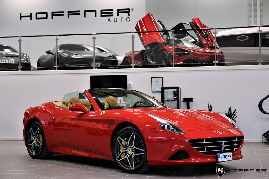 Ferrari California T Sv-såld 1200 mil Se skick*