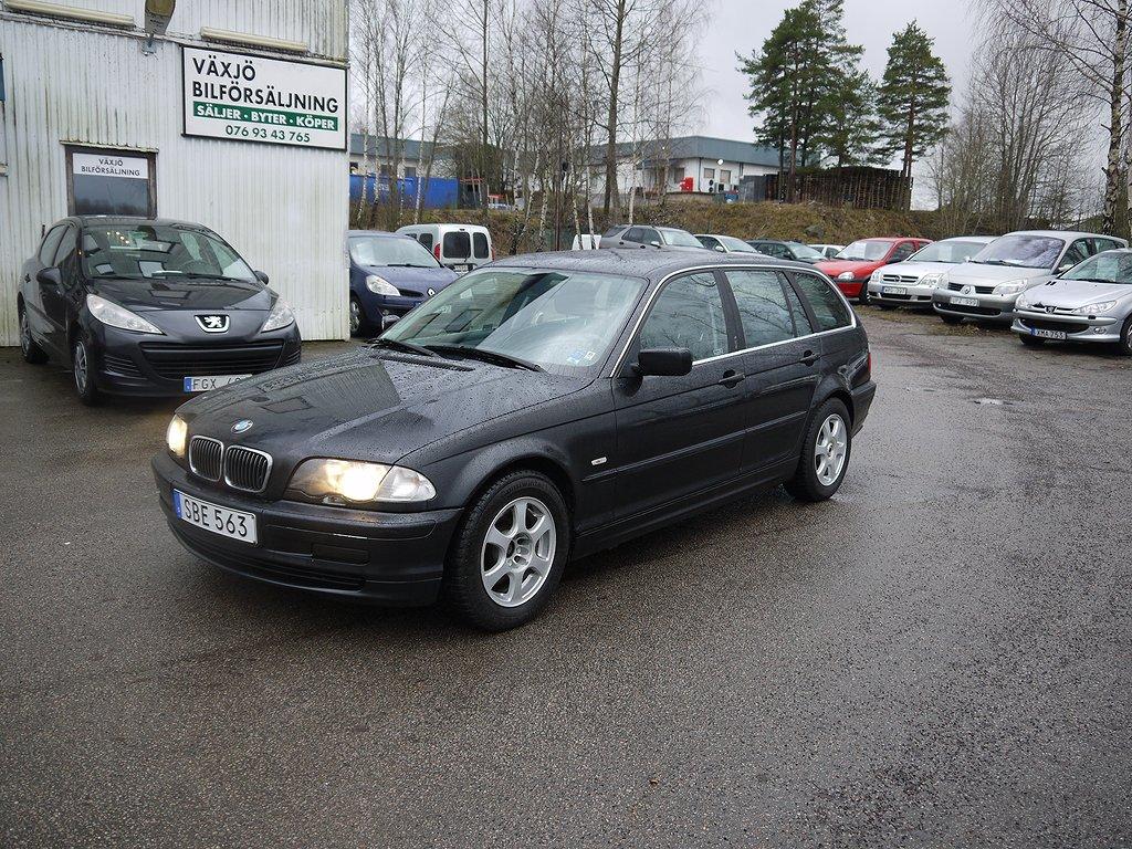 BMW 320 i Touring Automat 170hk/NY BES/KEDJA