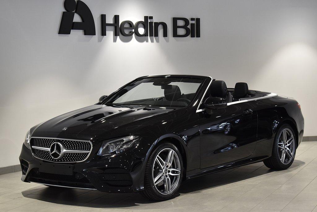 Mercedes-Benz E 200 CAB // AMG-Line