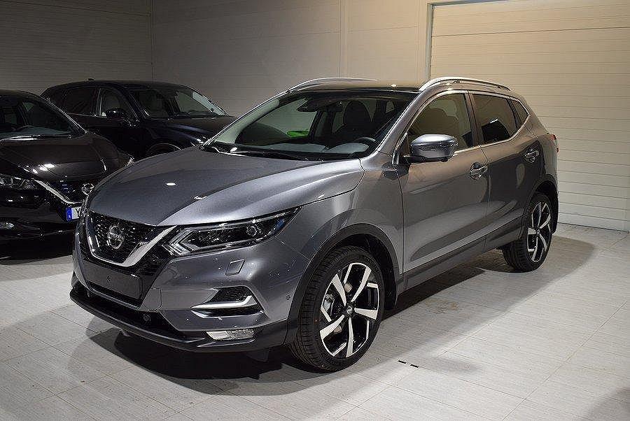 Nissan Qashqai TEKNA DESIGN 2020