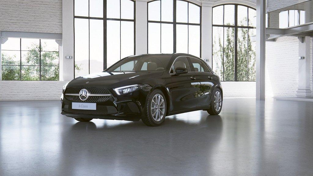 Mercedes-Benz A 180 SE Edition // Privatleasing