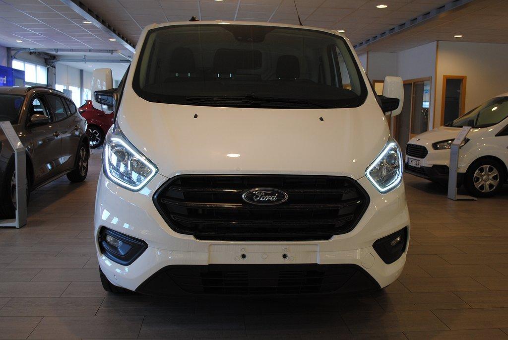 Ford Custom L1 2.0 TDCi 130hk 280 Trend