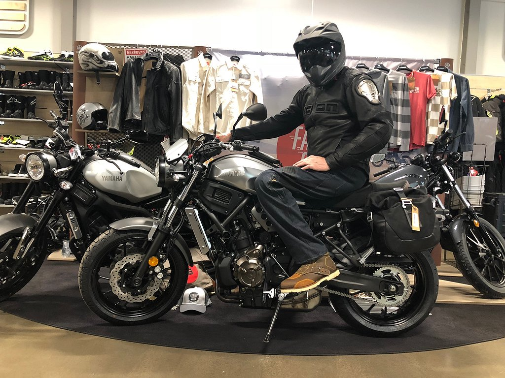 Yamaha XSR700 Commuter Edition ***
