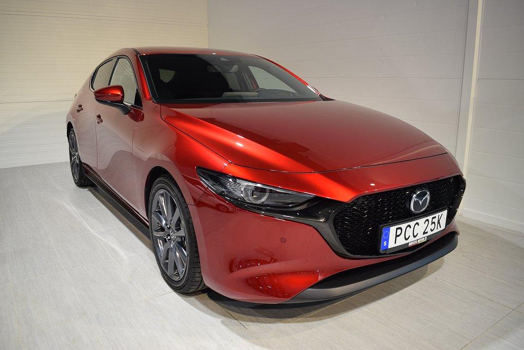 Mazda 3 SKY 2.0 122hk Gamla skatten