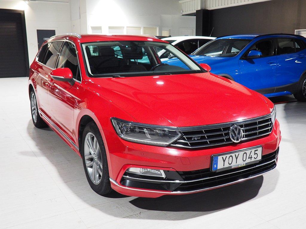 Volkswagen Passat TDI SCR DSG Executive R Line Business 2018