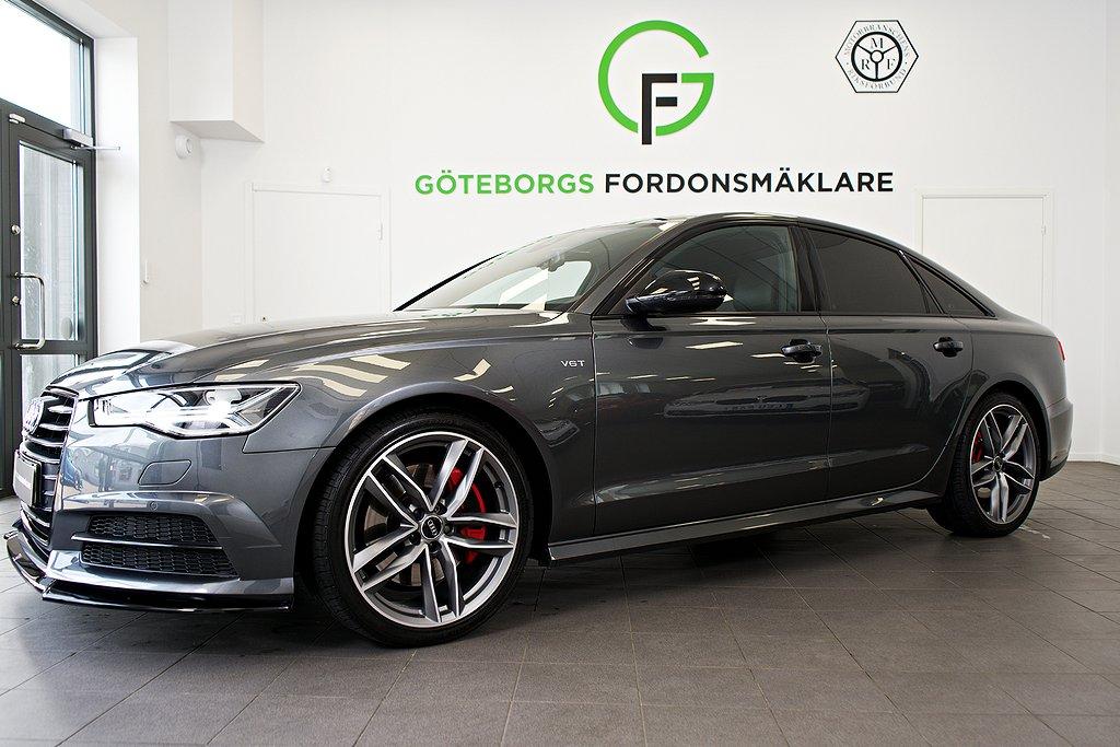 Audi A6 Sedan 3.0 TDI V6 competition / Taklucka / Matrix