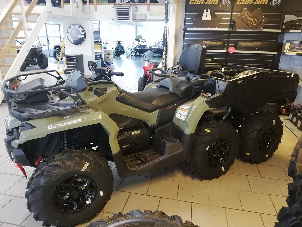 Can-Am Outlander MAX 650 PRO+ T3B