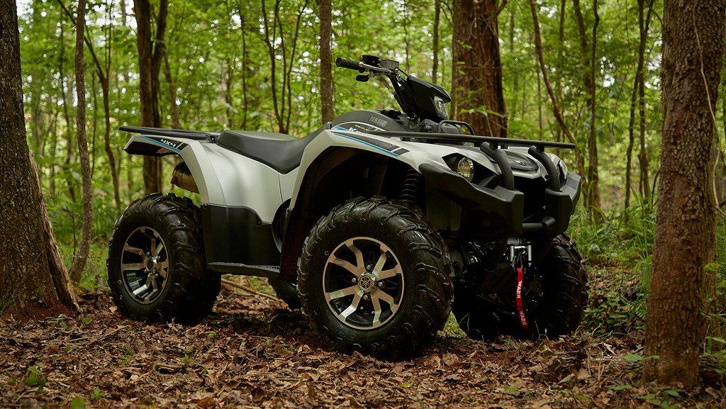Yamaha Kodiak 450 EPS ALU SE Diff-Lock NYHET
