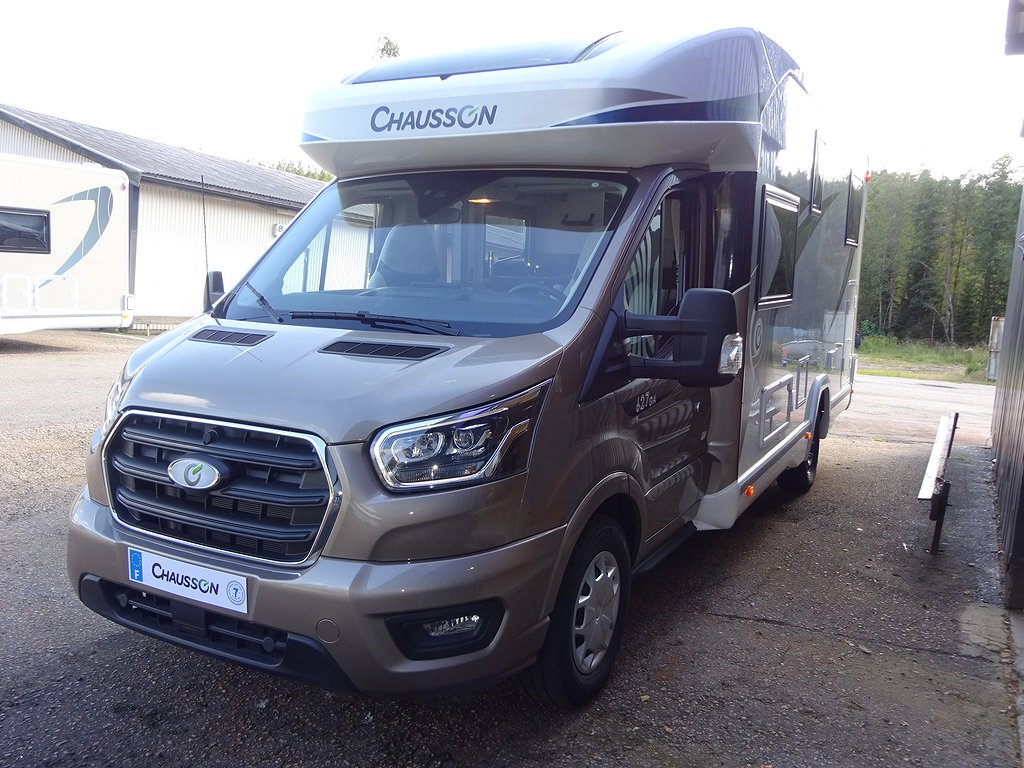 Chausson 627 GA, Premium Line