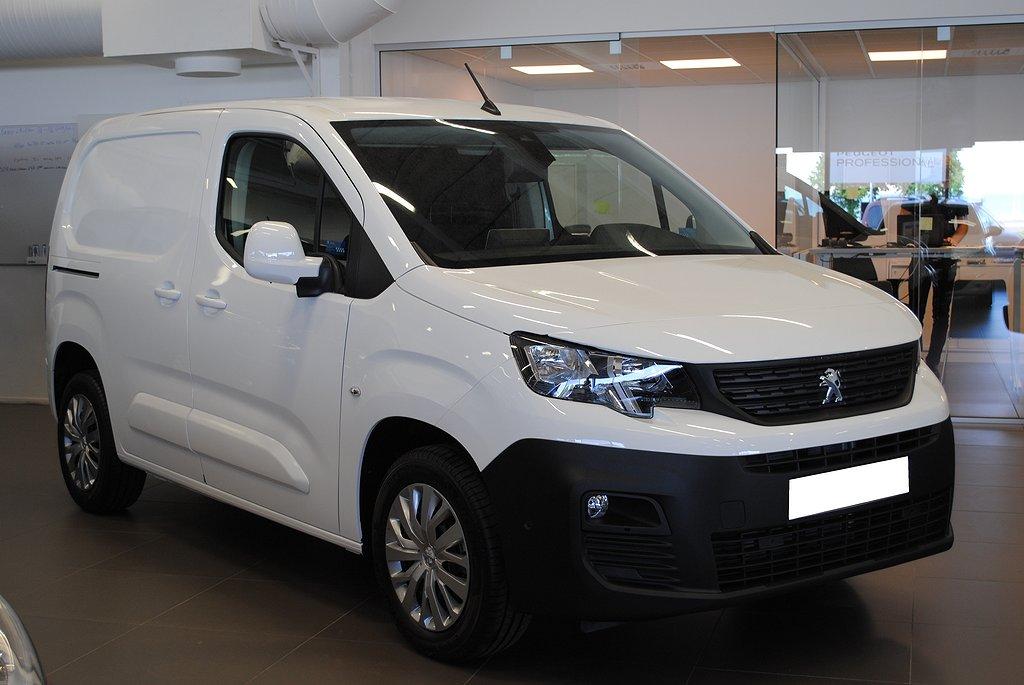 Peugeot Partner NYA PRO L1 3.3m3 BlueHDi 100