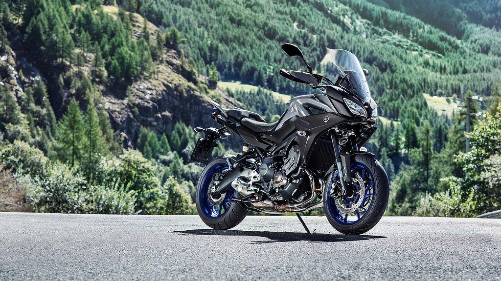 Yamaha Tracer 900 5 års non-stop garanti