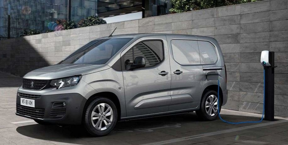 Peugeot e-partner PRO+ 50kw