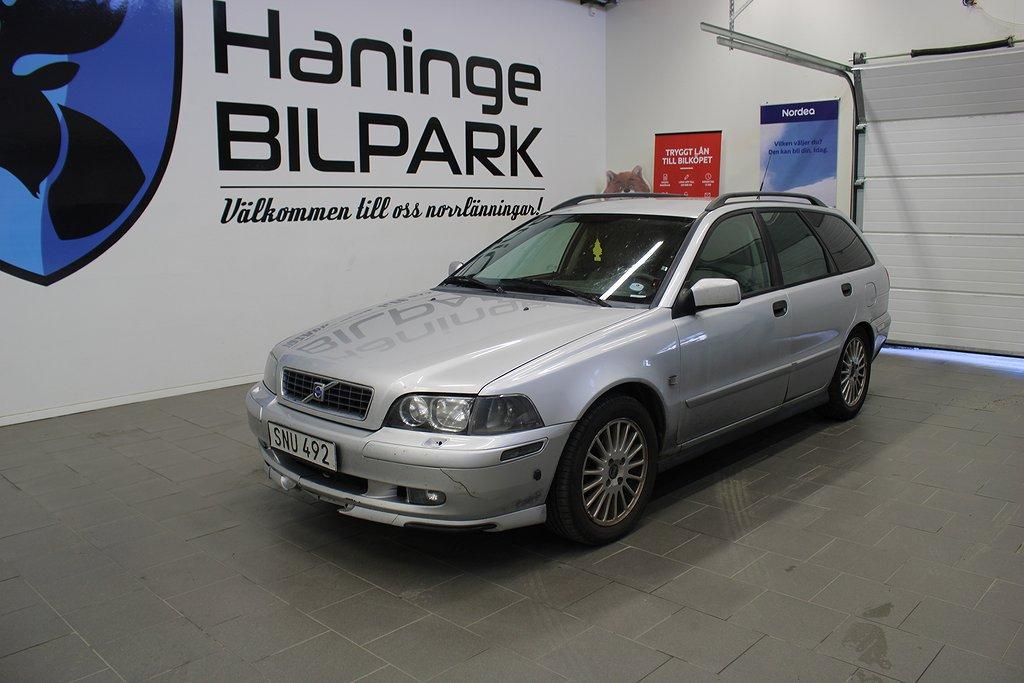 Volvo V40 2.0T 165hk