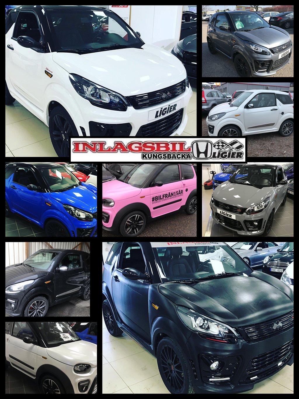 Ligier JS50 Sport (Carplay) PRIVATEASINGERBJUDANDE