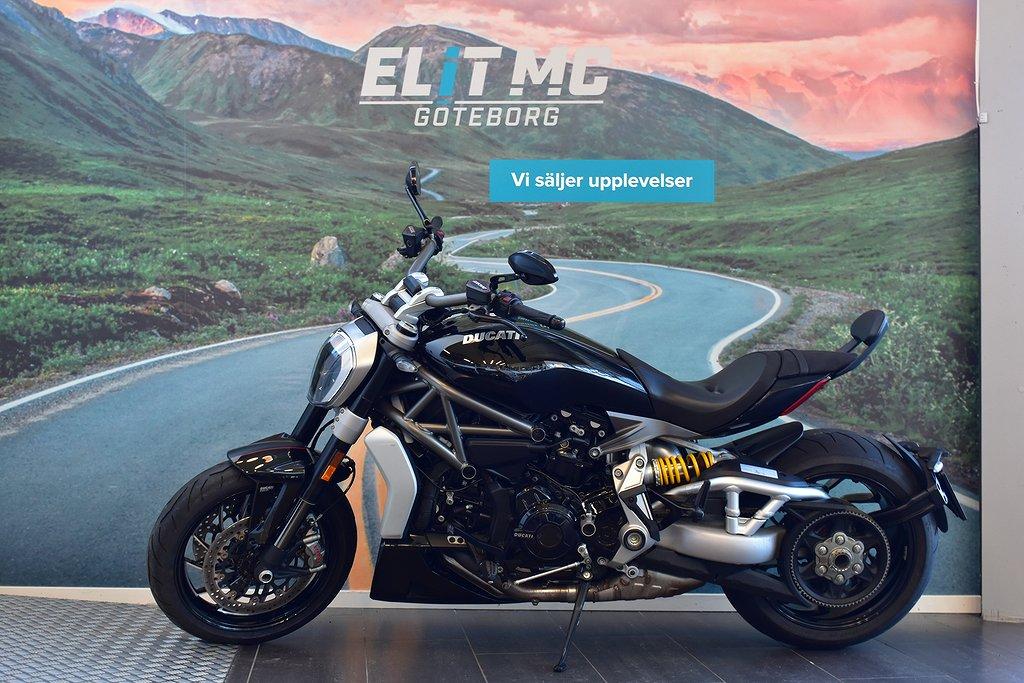 Ducati X DIAVEL S, Elit Mc