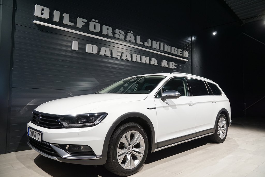 Volkswagen Passat Alltrack 2.0 TDI 4M Executive Aut