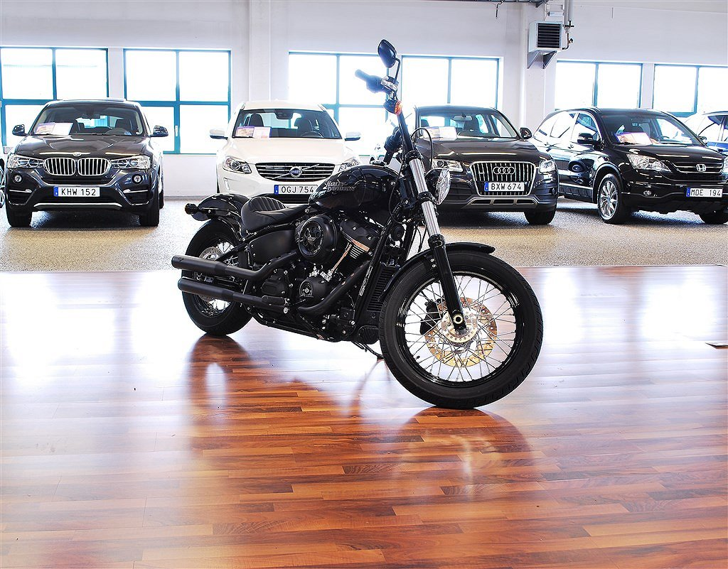 Harley-Davidson Street Bob FXBB 1750 cc