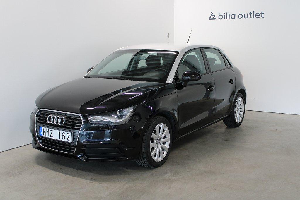 Audi A1 Sportback 1.2 TFSI Sport Edition 86hk
