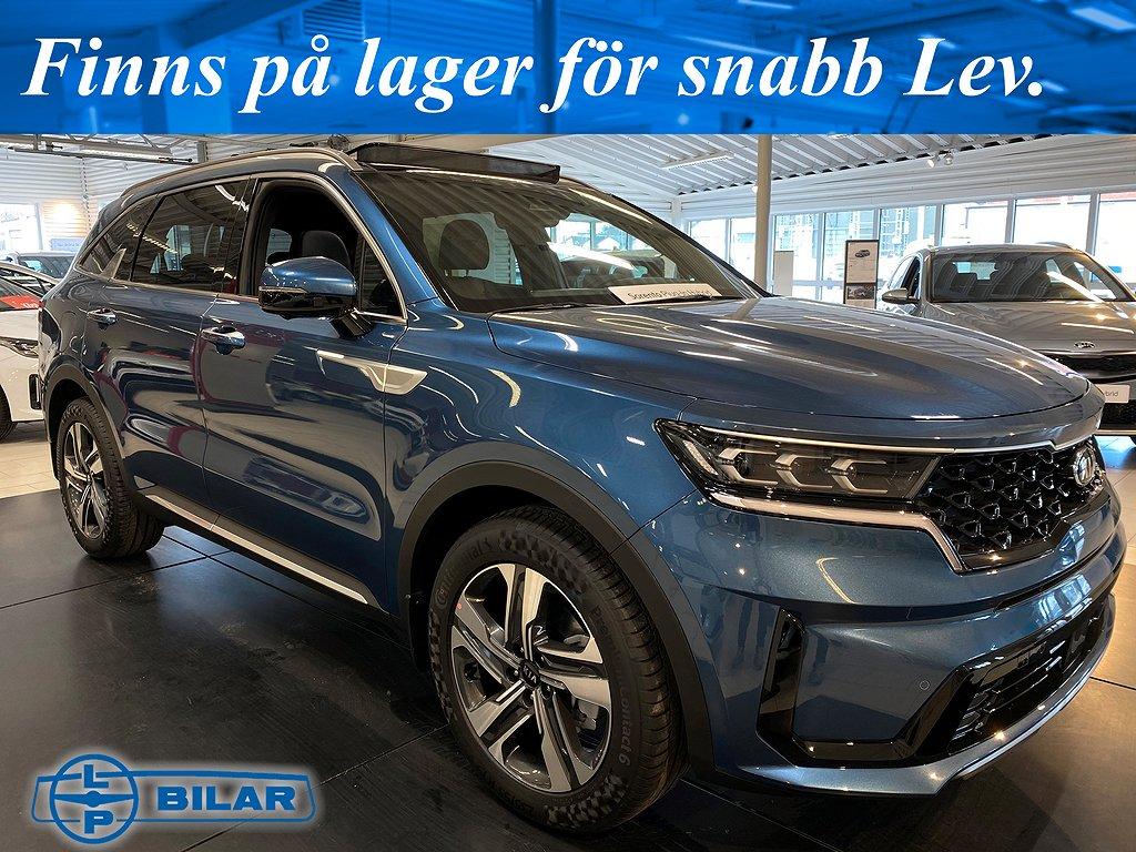 Kia Sorento Advance plus Panorama PHEV 7-sits 265hk (Lager)
