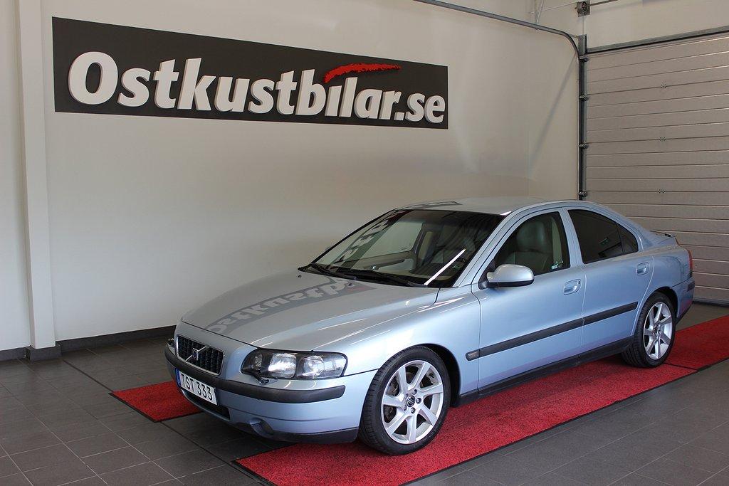Volvo S60, T5 Automat Business 250hk