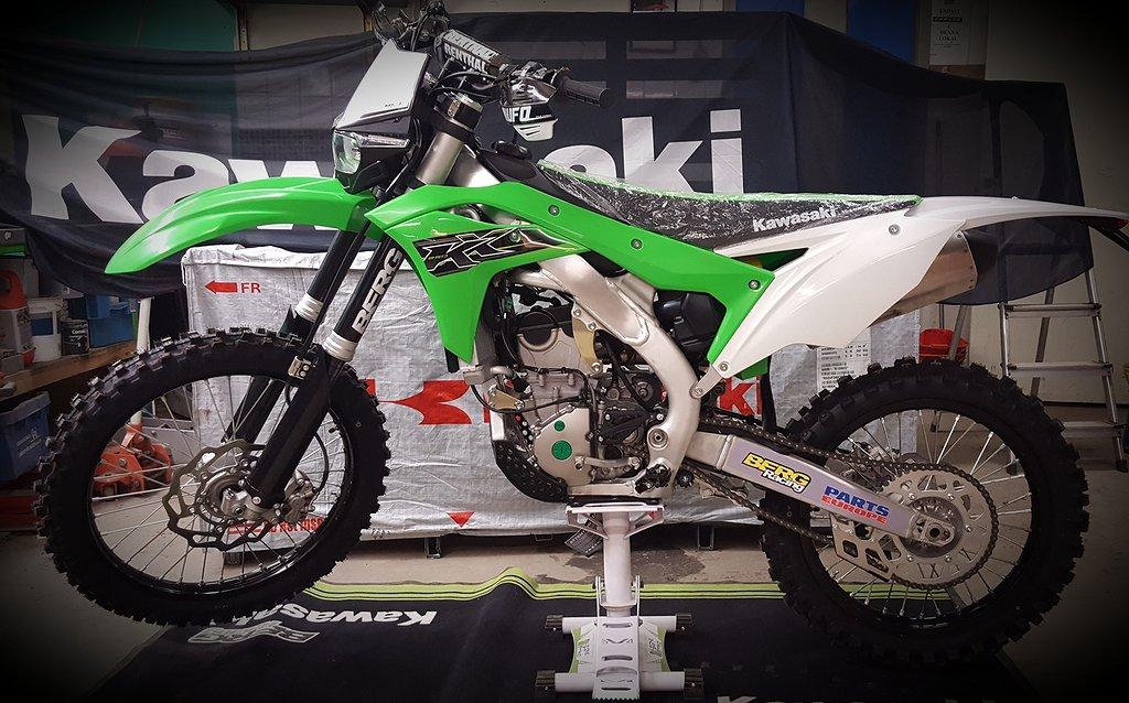 Kawasaki KX 250 Enduro