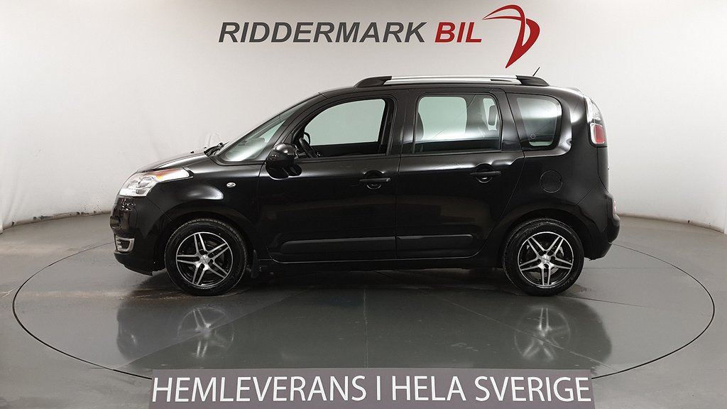 Citroën C3 Picasso 1.6 HDi Ny k-rem Nyservad Nybes 92hk