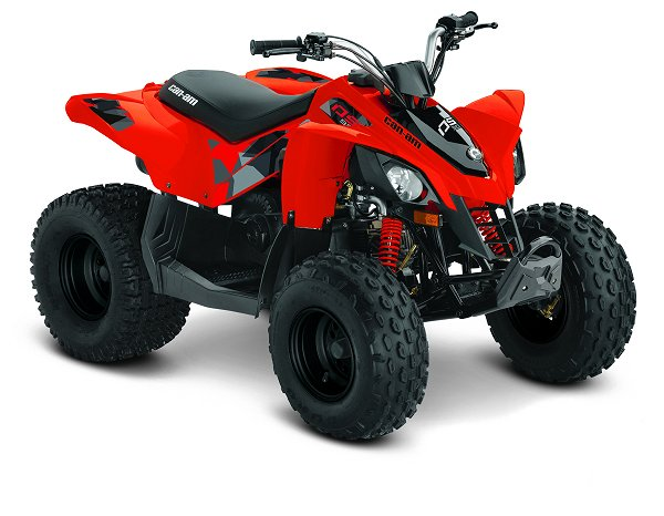 Can-Am Ds 90 STD