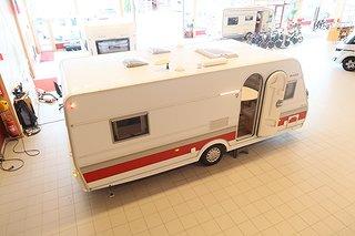 Husvagn, 1-axl Kabe Classic 560 GLE KS 7 av 26